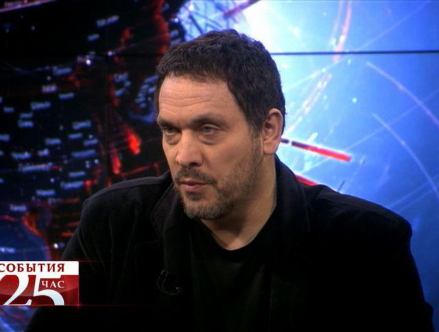 Максим Шевченко, политолог, журналист