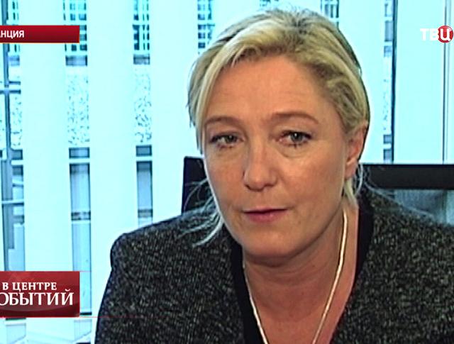 """Французский """"Национальный фронт"""" после выборов укрепил свои позиции"""