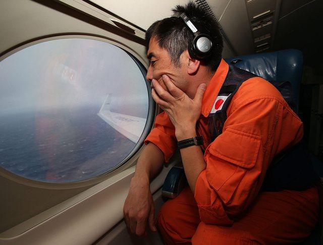 Поиски пропавшего авиалайнера Malaysia Airlines