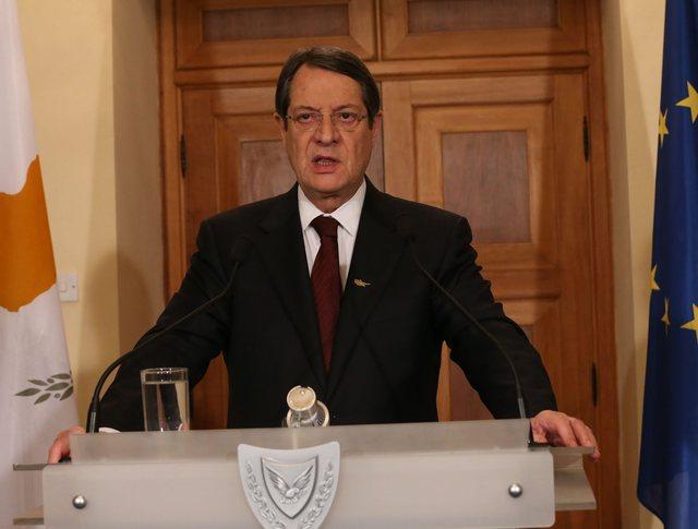 Президент Республики Кипр Никос Анастасиадис