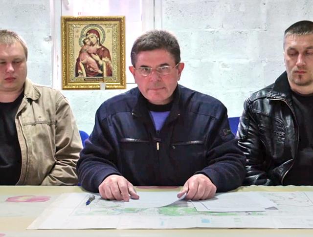Экс-председатель Луганского областного апелляционного суда Анатолий Визир