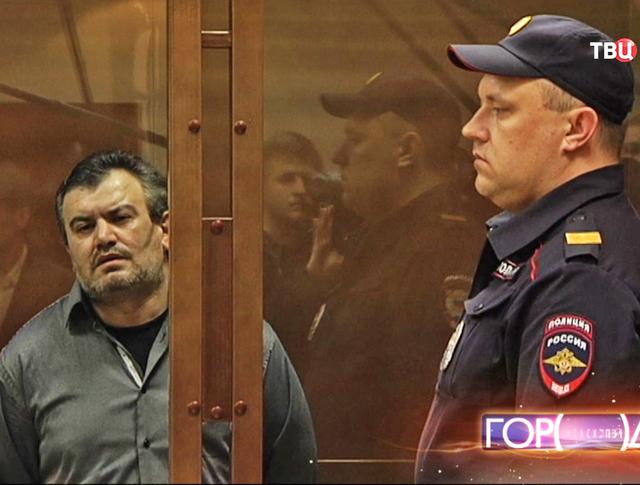 Георгий Мартиросян, приговоренный к 23 годам колонии строгого режима