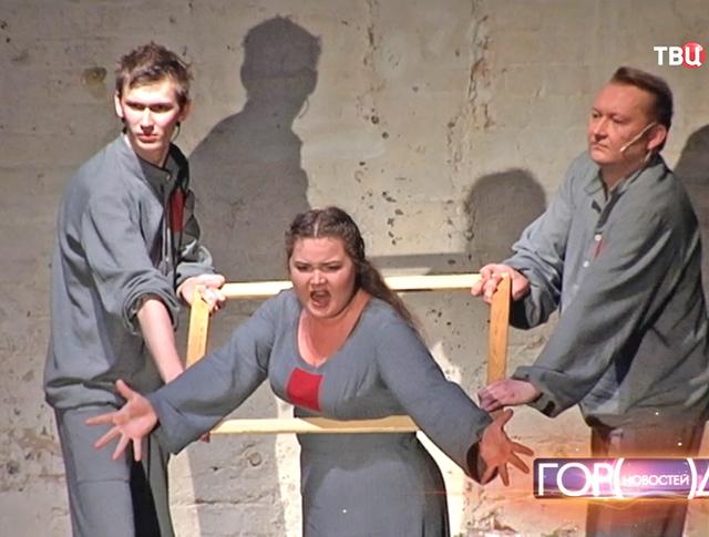 Театр на Таганке отмечают 50-летний юбилей