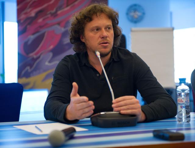 Предприниматель Сергей Полонский