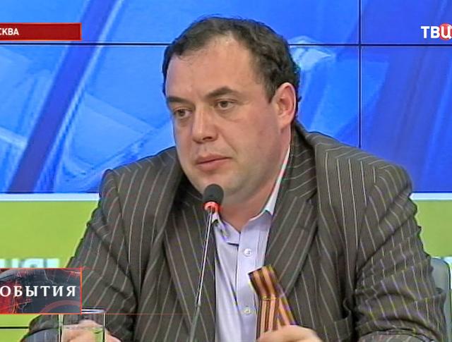 Член Совета при президенте РФ по правам человека Александр Брод
