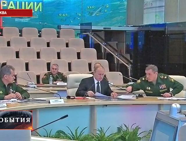 Владимир Путин и лидеры ряда стран СНГ