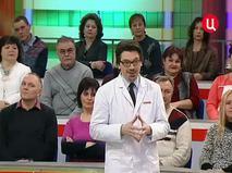 """""""Врачи"""". Ток-шоу. Эфир от 25.01.2013 (00:31:02)"""