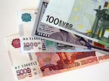 Рубли, доллары и евро