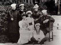 Семейство императора Александра III