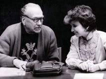 Сергей Вронский (слева)