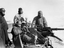 Немецкие военные во время Второй мировой войны