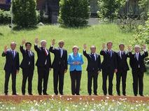 Саммит G7 в Баварии