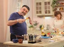 "Барышня и кулинар. ""Как накормить мужчину"""