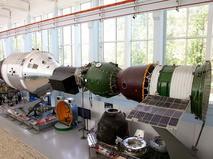 """40 лет назад состоялся совместный советско-американский полёт космических кораблей """"Союз"""" и """"Аполлон"""""""
