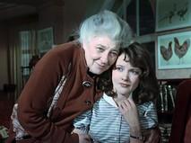 """Кадр из фильма """"Осторожно, бабушка!"""""""