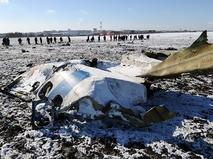 В аэропорту Ростова-на-Дону разбился Boeing 737-800
