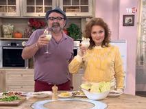 """Барышня и кулинар. """"Модный обед"""""""