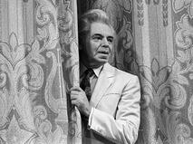 Народный артист СССР Аркадий Райкин