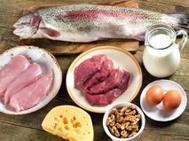 Рыба против мяса