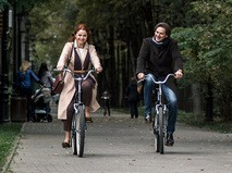 """Женщина с лилиями. Анонс. """"Женщина с лилиями"""""""