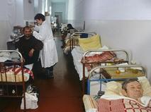 В одной из больниц. 1992 год