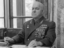 Четырежды Герой СССР, маршал СССР Георгий Жуков