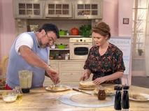 """Барышня и кулинар. """"Масленичный обед"""""""