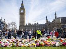 Лондон после теракта на Вестминстерском мосту