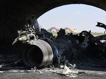 Последствия удара США по сирийской авиабазе