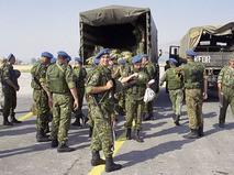 Российский миротворческий контингент