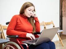 Дистанционное обучение людей с инвалидностью