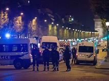 Теракт на Елисейских полях в Париже