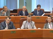 Городское собрание Эфир от 22.06.2013