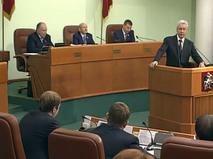 Городское собрание Эфир от 20.10.2012