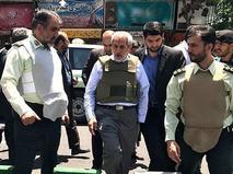 Атака на Тегеран