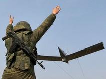 """Малый беспилотный летательный аппарат комплекса """"Застава"""""""