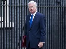 Бывший министр обороны Велкобритании Майкл Фэллон