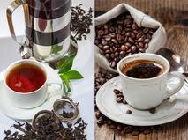 """""""Чай против кофе"""""""