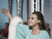 Советская певица Мария Пахоменко