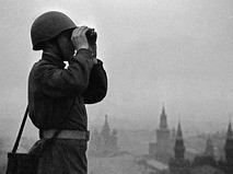 Охрана московского неба. Август 1941 года
