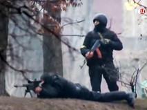 Стрельба во время протестов на Майдане
