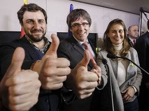 В Каталонии подвели итоги выборов в местный парламент