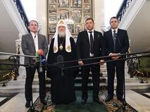 Патриарх Московский и всея Руси Кирилл провёл встречу по вопросу обмена пленными в Донбассе