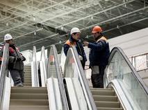 """Строительство нового терминала аэропорта """"Симферополь"""""""