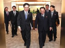 Южная Корея и КНДР провели переговоры в демилитаризованной зоне