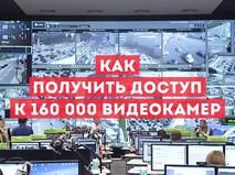 Видеокамеры Москвы