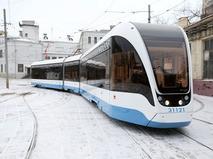 Москвоский трамвай