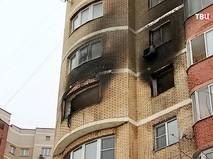 Последствия пожара в квартире
