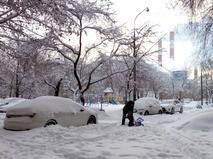 За сутки в Москве выпало более половины месячной нормы осадков