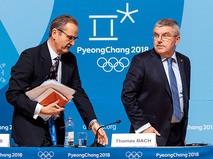 Пресс-конференция МОК в преддверии открытия Олимпийских игр